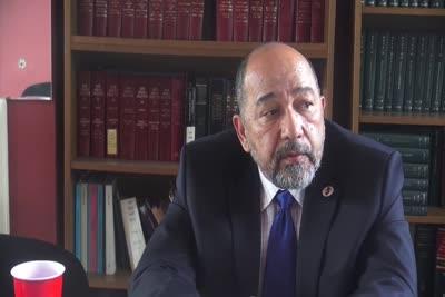 Interview with Martin Perez on June 15 2015, Segment 44, Part 2