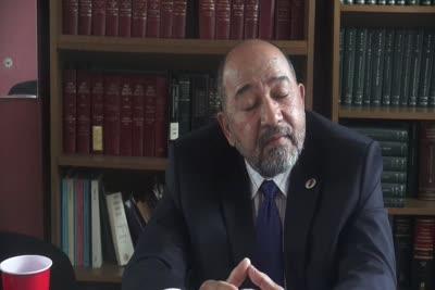Interview with Martin Perez on June 15 2015, Segment 27