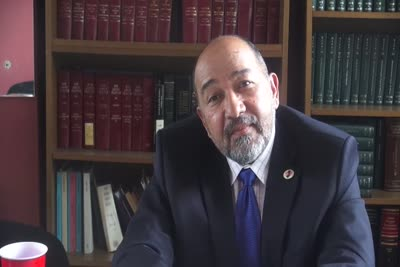Interview with Martin Perez on June 15 2015, Segment 13