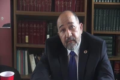 Interview with Martin Perez on June 15 2015, Segment 24