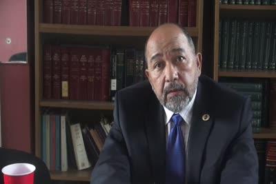 Interview with Martin Perez on June 15 2015, Segment 32