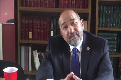 Interview with Martin Perez on June 15 2015, Segment 39