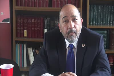 Interview with Martin Perez on June 15 2015, Segment 9