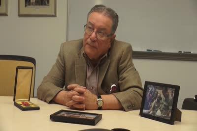 Interview with Ernesto González on May 07, 2015, Segment 6