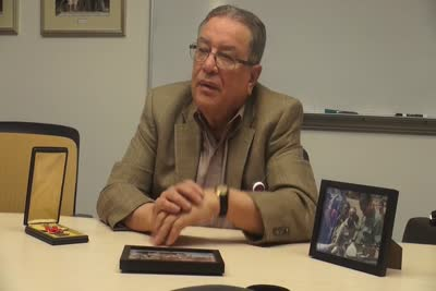 Interview with Ernesto González on May 07, 2015, Segment 19