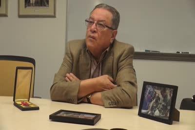 Interview with Ernesto González on May 07, 2015, Segment 3