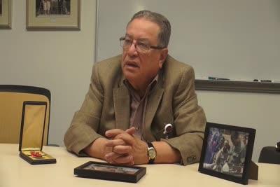 Interview with Ernesto González on May 07, 2015, Segment 8