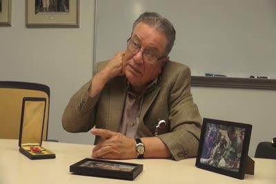 Interview with Ernesto González on May 07, 2015, Segment 4