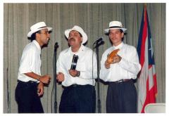 Musicians at the ¡MUÉVETE! Boricua Youth Conference