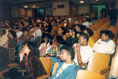 Audience at ¡MUÉVETE! Boricua Youth Conference