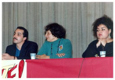 Panel discussion during ¡MUÉVETE! Boricua Youth Conference