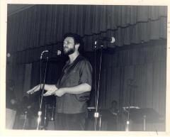Richie Pérez on Stage