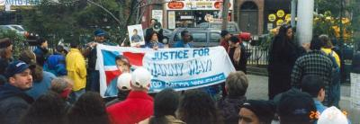 Justice for Manny Mayi - Stop Racist Violence