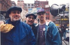 City Hall demonstration