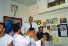 Richie Pérez and Sonny Rivera in Office