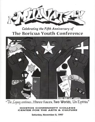 ¡MUÉVETE! Boricua Youth Conference