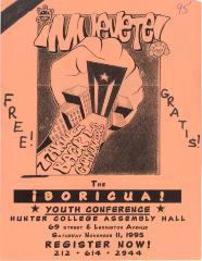 ¡MUÉVETE! Boricua Youth Conference