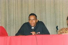 Speaker at ¡MUÉVETE! Boricua Youth Conference