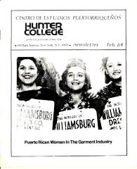 Puerto Rican Women in the Garment Industry