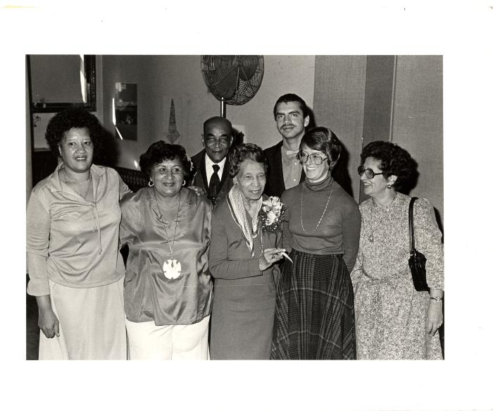 Tribute to Pura Belpré at New York Public Library
