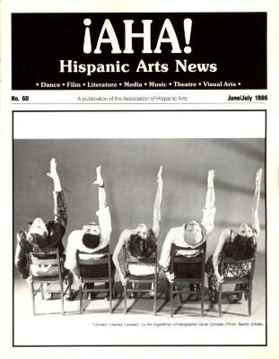 AHA! Hispanic Arts News