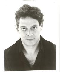 Portrait of actor Raul Julia