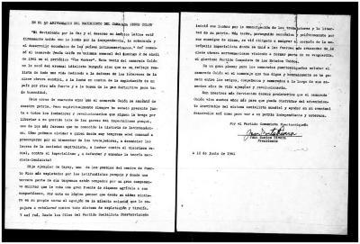 En El 60 Aniversario Del Nacimiento Del Camarada Jesús Colón / On the 60th Anniversary of the Birth of the Comrade Jesús Colón