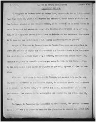 La Voz de España Combatiente - Comentario Del Día / Voice of the Spanish Fighter - Commentary of the Day