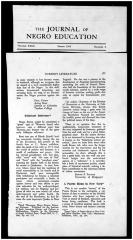 The Journal of Negro Education - A Puerto Rican in New York