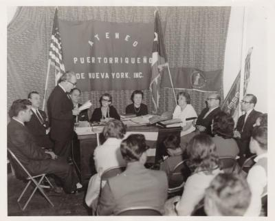 The Ateneo Puertorriqueño de Nueva York, Inc.