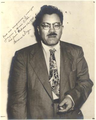 Bernardo Vega