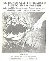El Honorable Frito-Mixto Puesto En La Sartén! /  The Honorable Fried-Mixed Put On The Frying Pan!