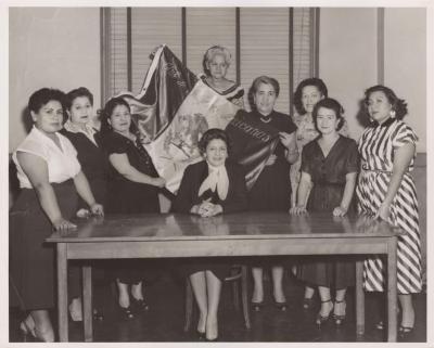 The Club de Mujeres Mexicanas