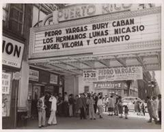 The Puerto Rico Theater