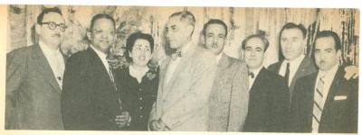 Puerto Rican Merchants Association members