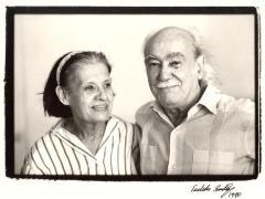 Clemente Soto Velez and Amanda Velez