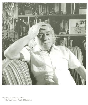Studio portrait of Clemente Soto Velez