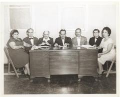Puerto Rican Merchants Association board.