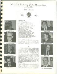 CEPI members XXV Aniversario