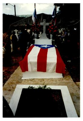 Clemente Soto Velez burial
