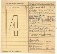 Employment record for Clemente Soto Velez
