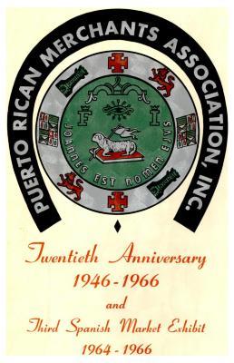 Twentieth Anniversary 1946-1966