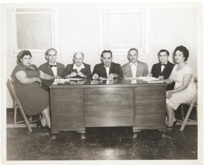 Puerto Rican Merchants Association board.