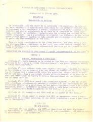 Estatutos del CEPI / Statutes of CEPI