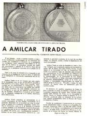 A Amilcar Tirado / To Amilcar Tirado