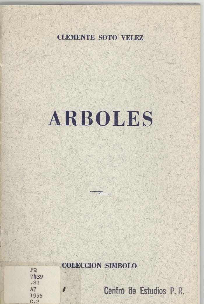 Arboles / Trees