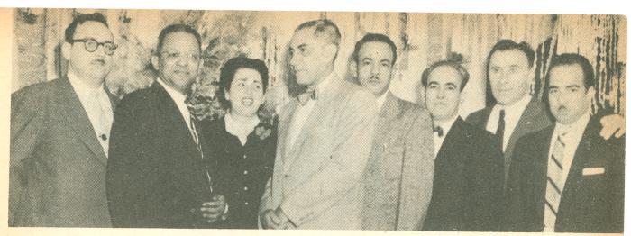 Puerto Rican Merchants Association members