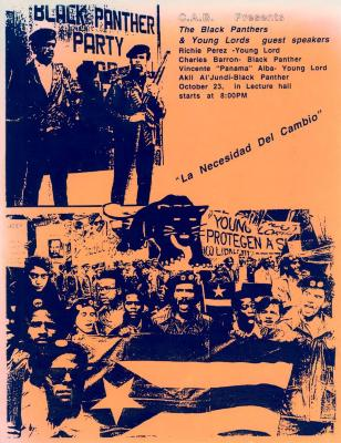 The Black Panthers & Young Lords