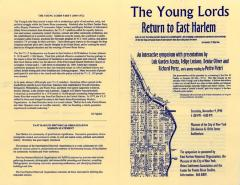 The Young Lords Return to East Harlem