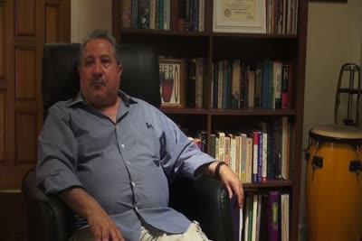 Interview with Victor Vazquez-Hernandez on June 29, 2015, Segment 6